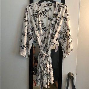 NWT Shimera Robe